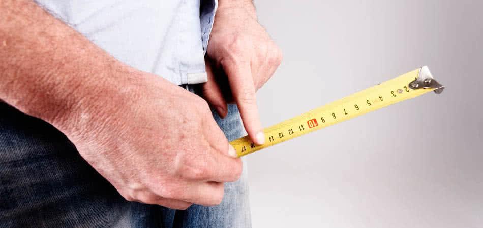 Como medir o tamanho, comprimento e circunferência do pénis